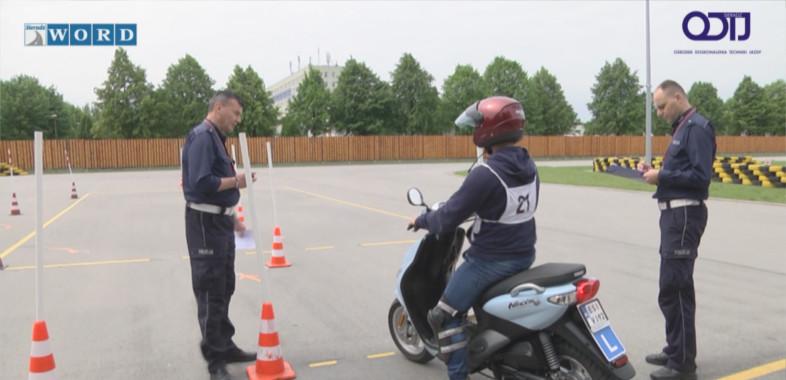 XXIII eliminiacje wojewódzkie Ogólnopolskiego Młodzieżowego Turnieju Motoryzacyjnego w Sieradzu