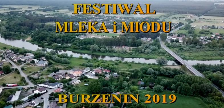 Festiwal Mleka i Miodu w Burzeninie 2019