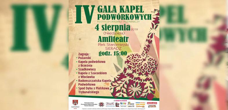 IV Gala Kapel Podwórkowych – zapowiedź