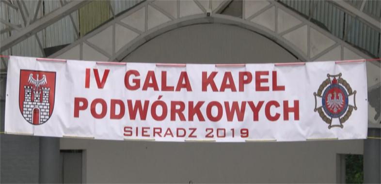 Gala Kapel Podwórkowych w Sieradzu