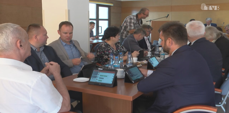 XII sesja rady powiatu sieradzkiego