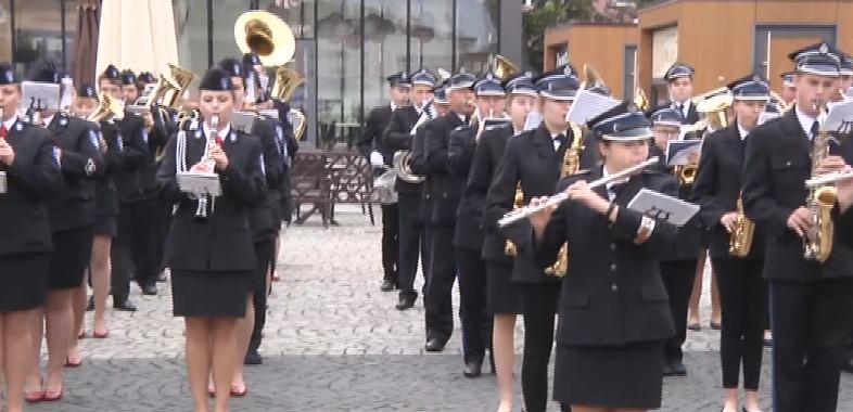 Przegląd Orkiestr Dętych OSP w Sieradzu