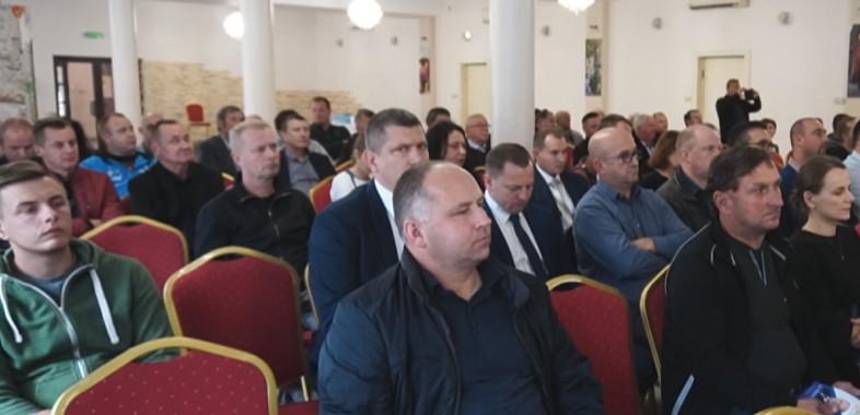 Spotkanie dotyczące odkrywki w Złoczewie