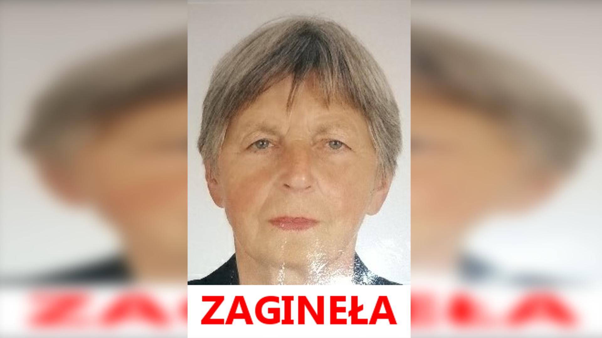 Zaginęła Danuta Kazimierczak