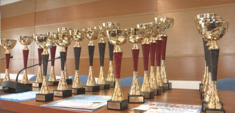 Nagrody za współzawodnictwo sportowe