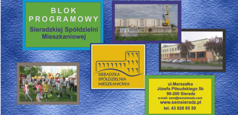 Blok Programowy SSM ( Maj 2020 )