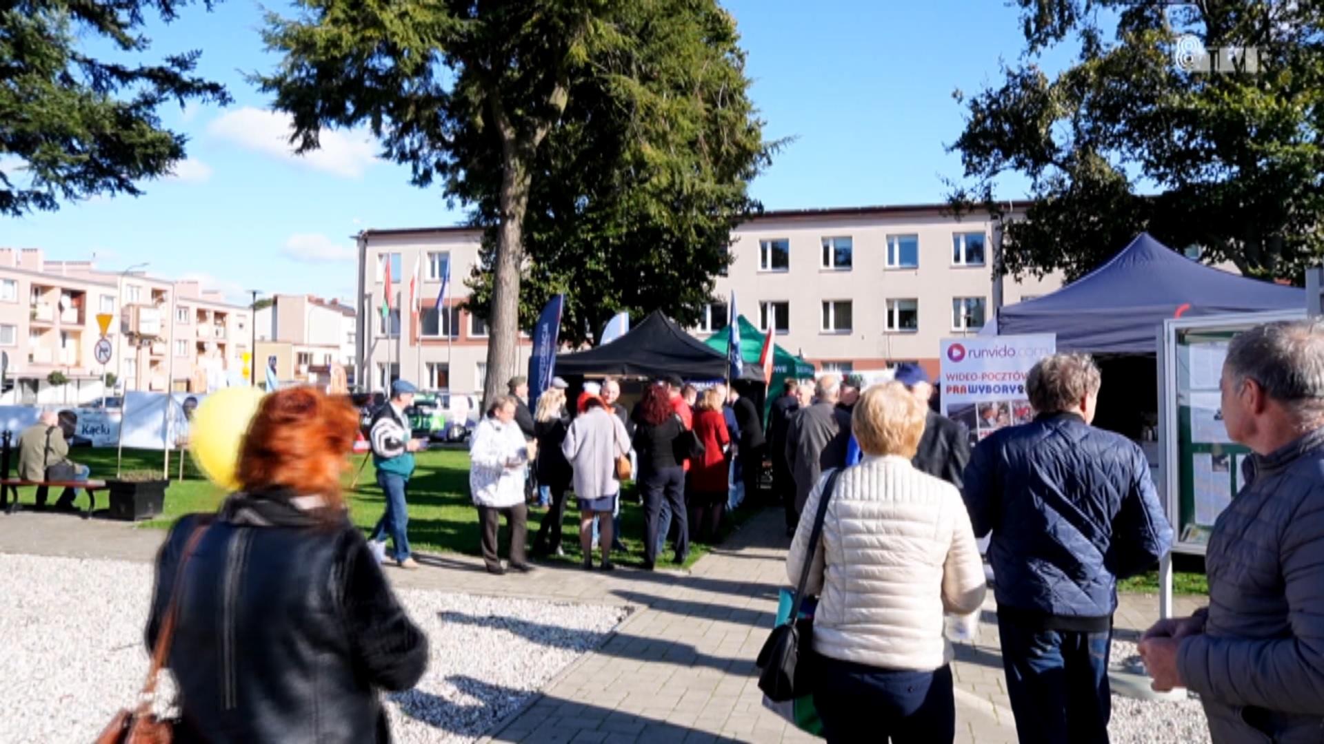 Prawybory w Wieruszowie
