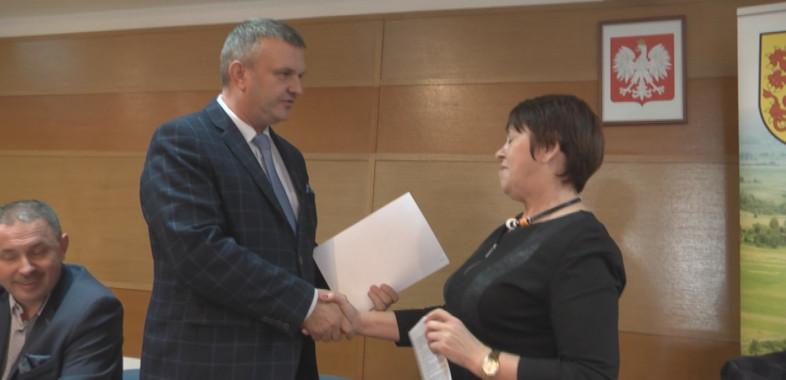 Podpisanie umów na przebudowę ul. Widawskiej