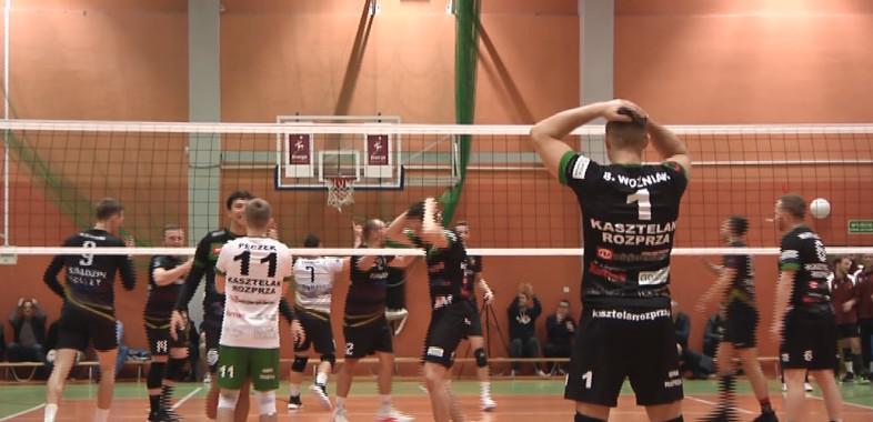 Tubądzin Volley MOSiR Sieradz – Kasztelan Rozprza