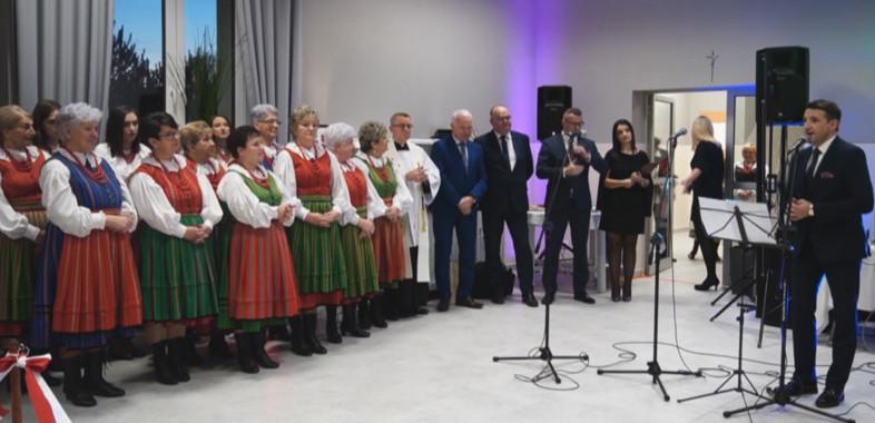 """Spotkanie jubileuszowe 55-lecia zespołu """"Jezioranki"""""""