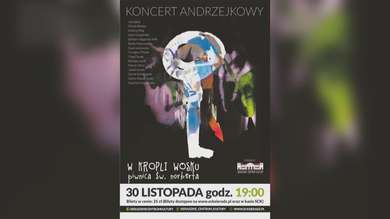 """Koncert Andrzejkowy """"W kropli wosku"""""""