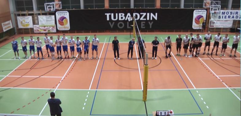 Tubądzin Volley MOSiR Sieradz kontra Bzura Ozorków