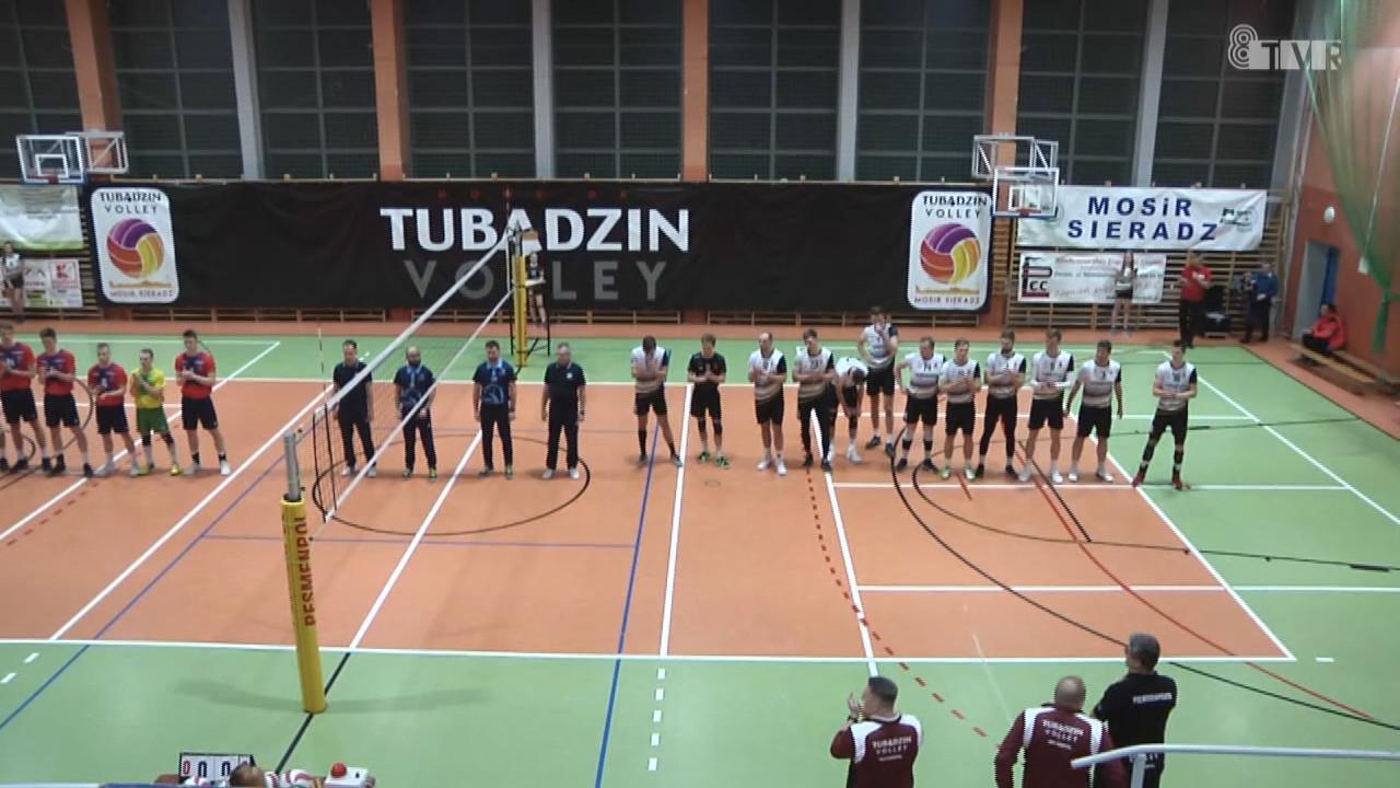 Mecz Tubądzina Volley MOSIR Sieradz