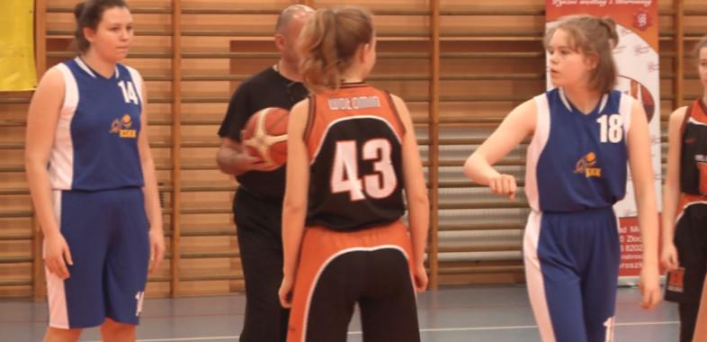 Ogólnopolski turniej koszykówki dziewcząt
