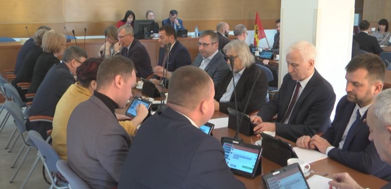 Sesja Rady Powiatu Sieradzkiego