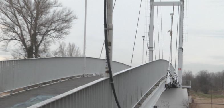 Zapowiedź remontu mostu wantowego w Sieradzu