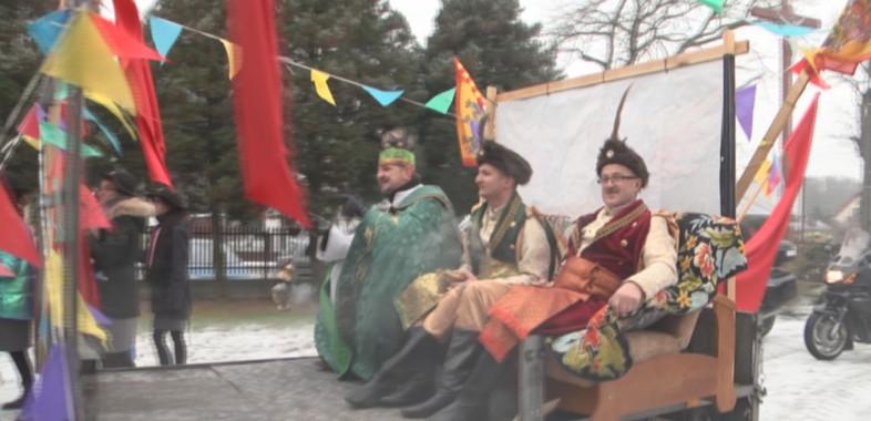 Orszak Trzech Króli w Sędziejowicach