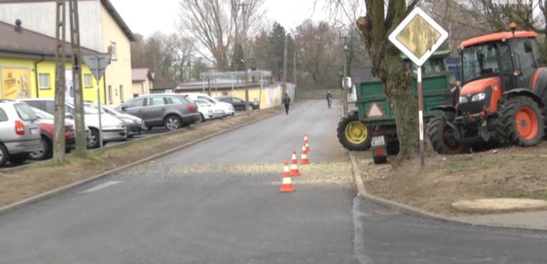 Zakończenie remontu skrzyżowania na ul. Targowej