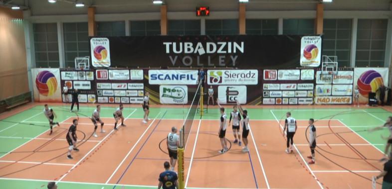 Tubądzin Volley MOSiR Sieradz kontra Czarni Rząśnia
