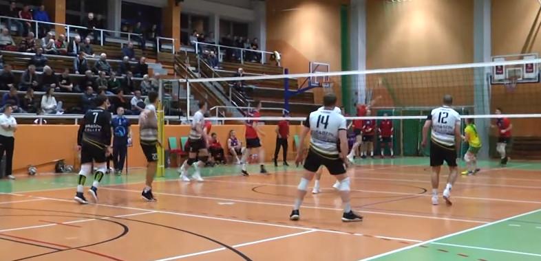 Mecze play off Tubądzina Volley MOSiR Sieradz