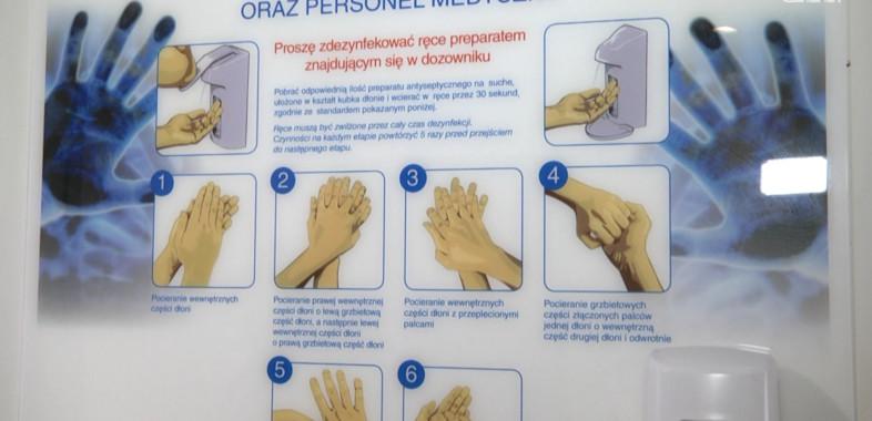 Profilaktyczne zasady utrzymania higieny