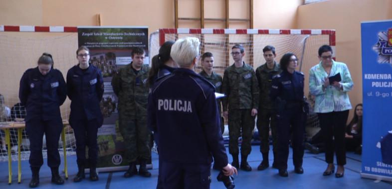 Eliminacje powiatowe Turnieju o Puchar Komendanta Wojewódzkiego Policji w Łodzi
