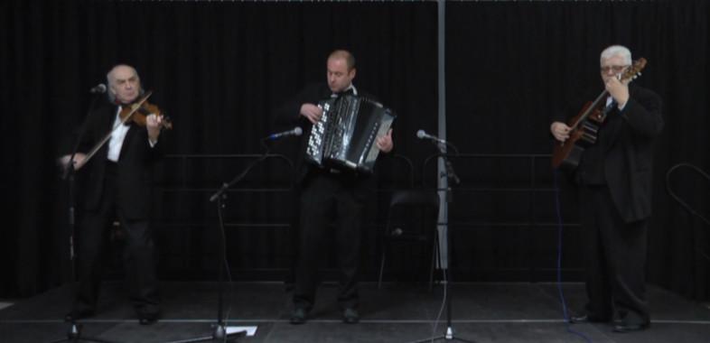 Koncert Czardasz Trio w Spółdzielczym Domu Kultury