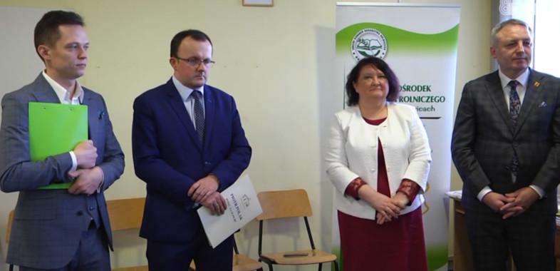 Otwarcie nowej siedziby Powiatowego Zespołu Doradztwa Rolniczego