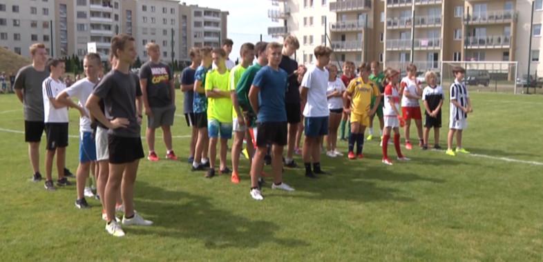 Turniej piłkarski o Puchar SSM