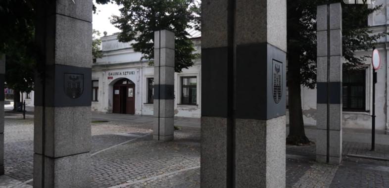 Rozmowa z p.o. dyrektora BWA w Sieradzu – Tomaszem Oszczędą