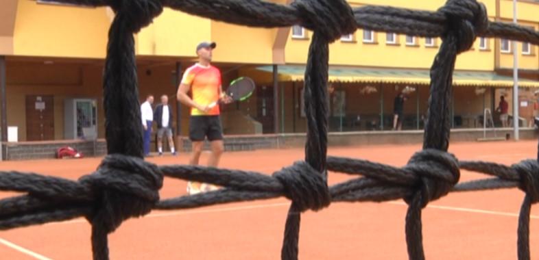 Turniej Tenisa o Puchar dyrektora MOSiR