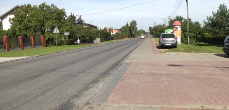 Remonty dróg i chodników w Powiecie Sieradzkim