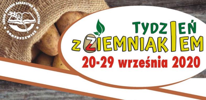 """""""Tydzień z Ziemniakiem"""" w Kościerzynie – ogłoszenie"""
