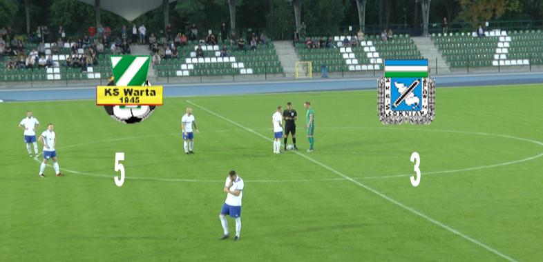 Warta Sieradz kontra Włókniarz Zelów – retransmisja meczu