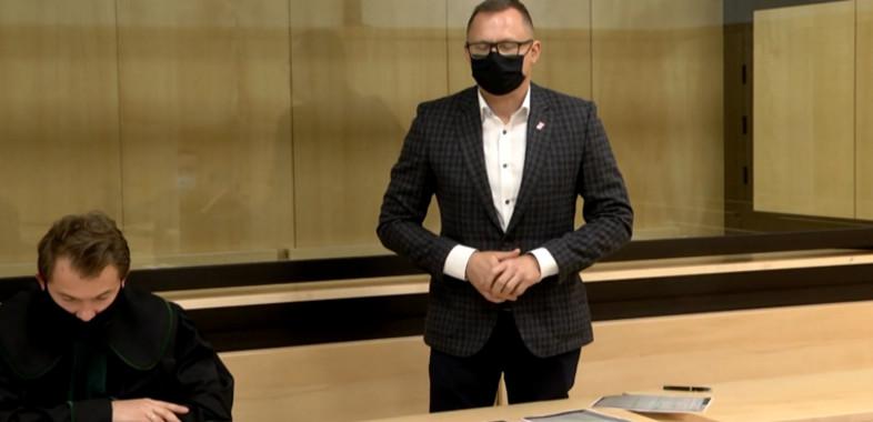 Wyrok dla prezydenta Sieradza Pawła Osiewały