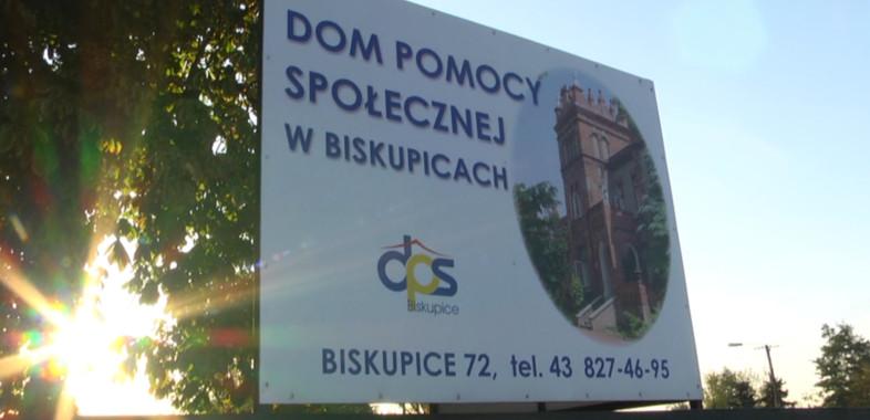 Zakażenia w DPS w Biskupicach