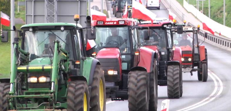 Ogólnopolski strajk rolników