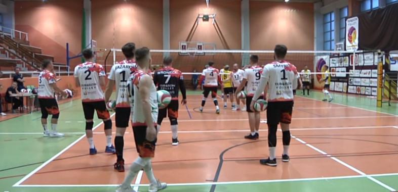 Kolejne zwycięstwo Tubądzina Volley MOSiR Sieradz