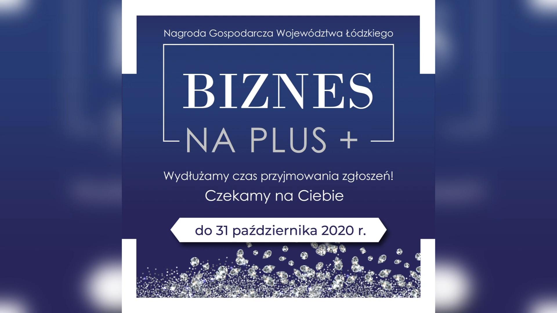 Biznes na plus – ogłoszenie