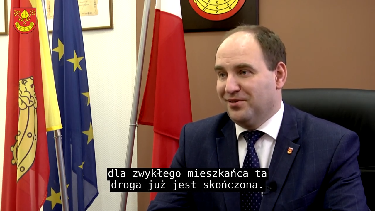 Wieści Regionalne – rozmowa ze Starostą Piotrem Wołoszem (transkrypcja)