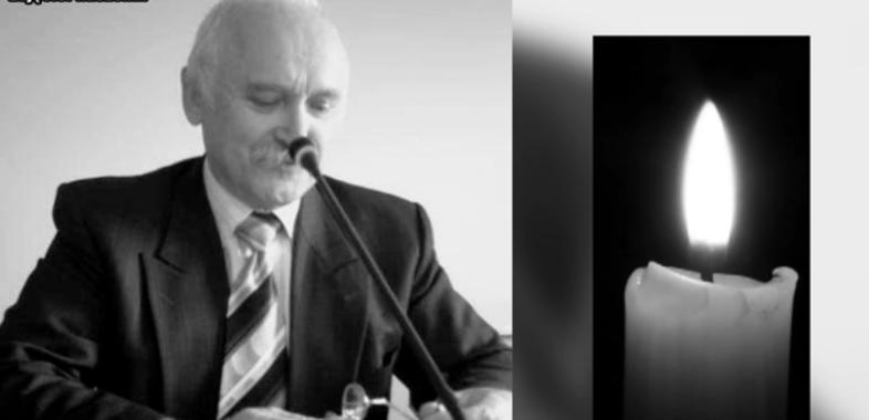 zmarł były Prezydent Sieradza, Pan Romuald Koliński.