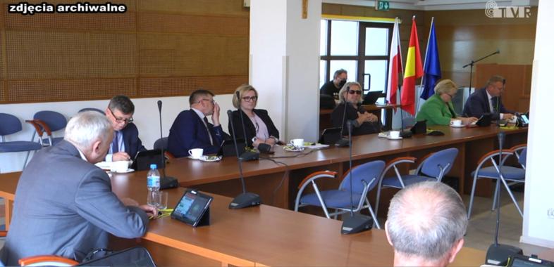 Sesja budżetowa Rady Powiatu Sieradzkiego