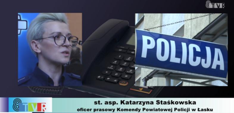 Interwencje Policji w okresie świąteczno-noworocznym w Łasku