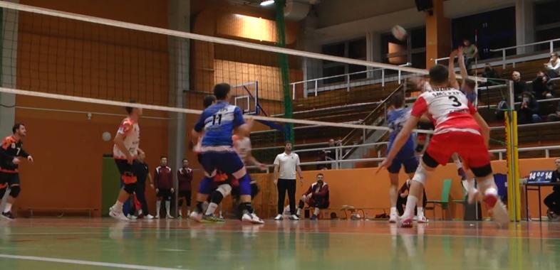 Tubądzin Volley MOSiR Sieradz kontra SMS PZPS Spała
