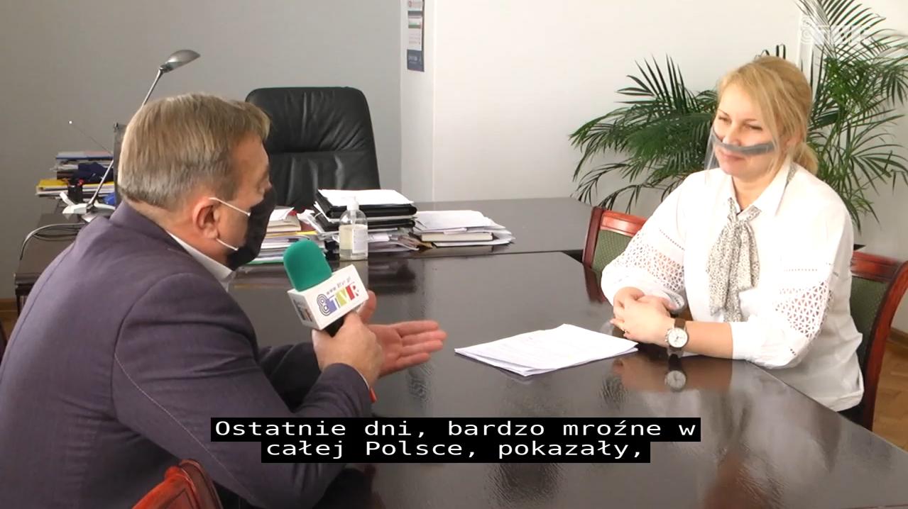 Jak Gmina Łask radzi sobie ze smogiem? (transkrypcja)