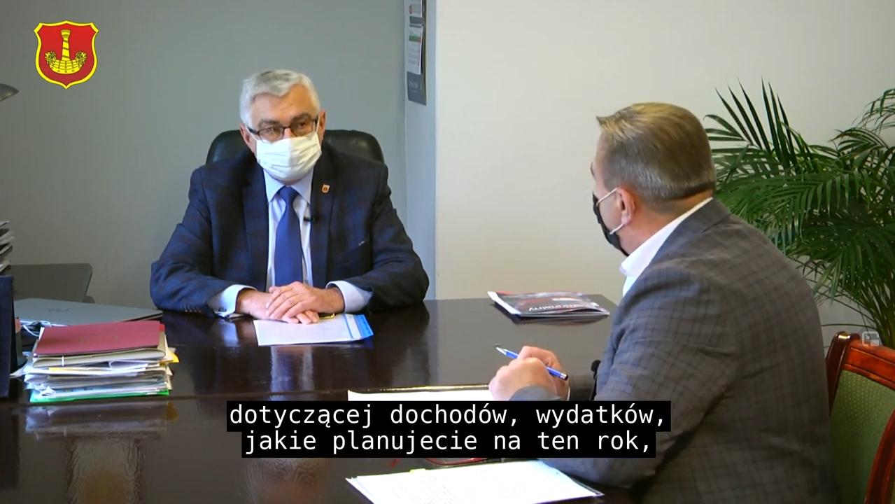 Nasze Sprawy – rozmowa z Burmistrzem Łasku (transkrypcja)