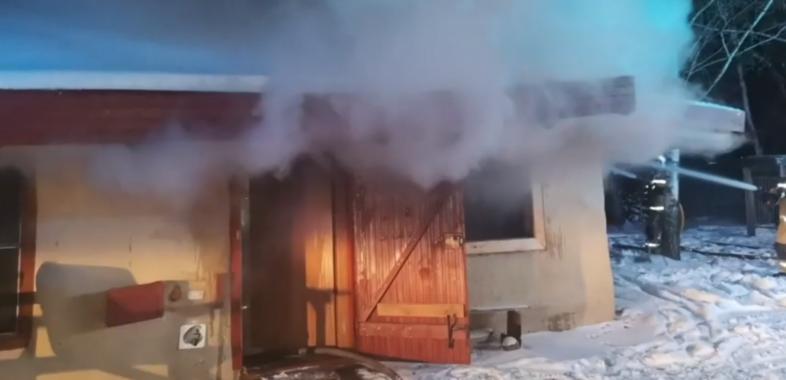 Pożary w Powiecie Sieradzkim
