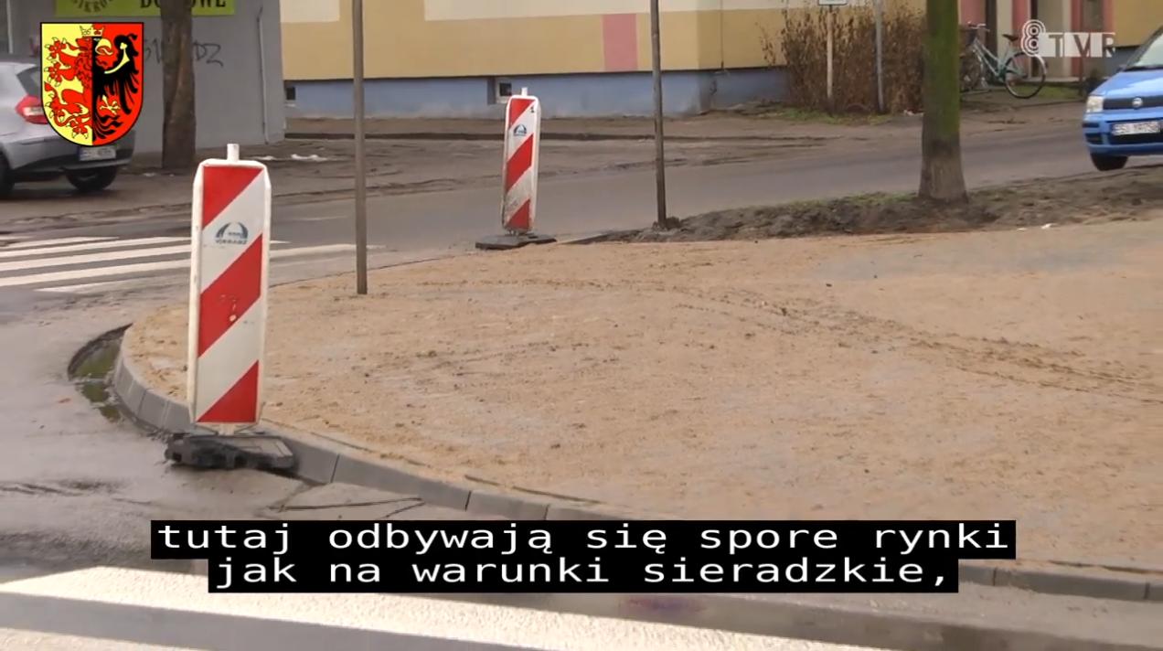 Remonty drogowe Powiatu Sieradzkiego (transkrypcja)