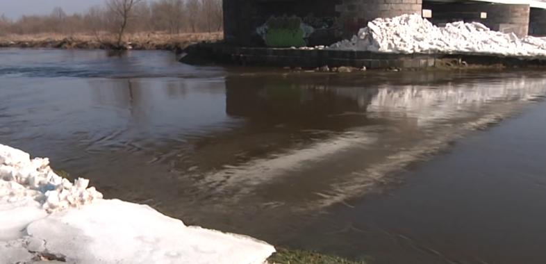 Kontrola rzek w Powiecie Zduńskowolskim