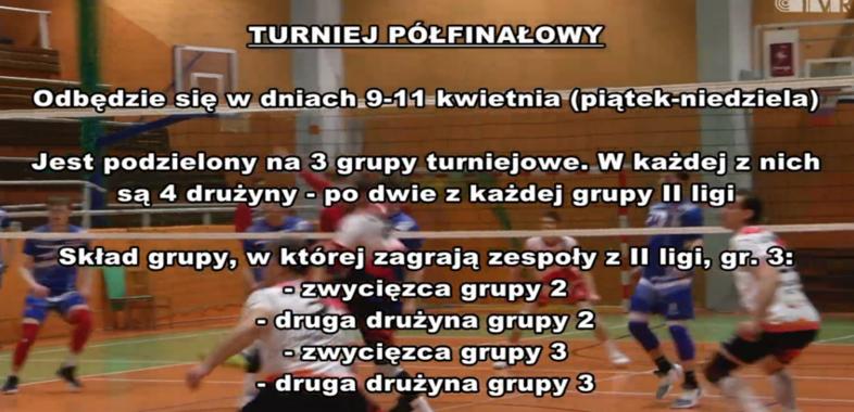 Tubądzin Volley MOSiR Sieradz przed fazą play off